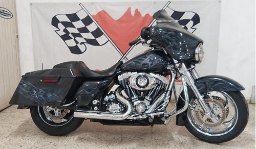 Harley Davidson Street Glide 1600 C.c. Rines Crome  2007