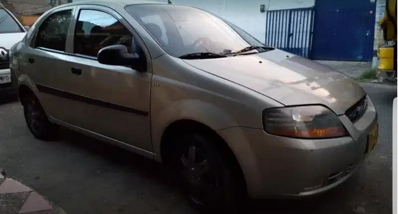 Chevrolet Aveo Sedan 2009