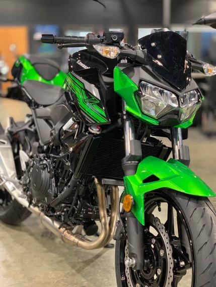 Kawasaki Z400 0km 2020 - 2 Anos De Garantia Kawasaki (a)
