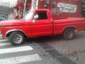 Ford Pick-up Custom