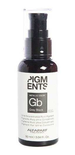 Alfaparf Pigments Pigmento Ultra Concentrado Grey Black 90ml