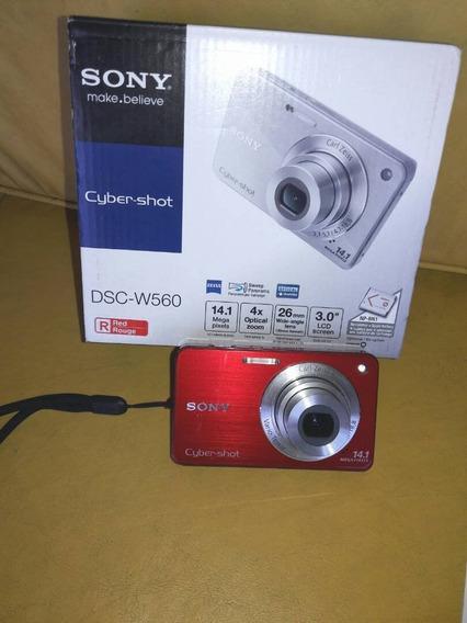 Camara Fotografico Sony Dsc-w560