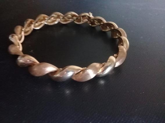 Bracelete 36g De Ouro 18kg Peça Com Mais De 50 Anos