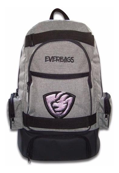 Mochila Térmica Escolar Fitness Extreme Everbags Notebook