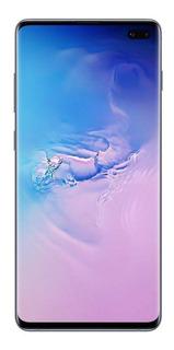 Samsung S10+ Plus 128gb Tela 6.4 Anatel Azul Nota Fiscal
