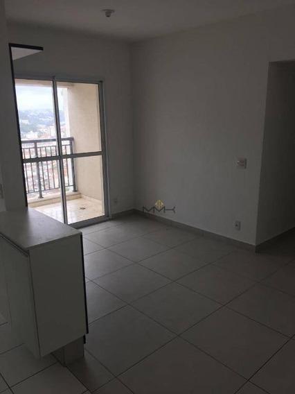 Apartamento Com 2 Dormitórios Para Alugar, 64 M² - Marapé - Santos/sp - Ap1683