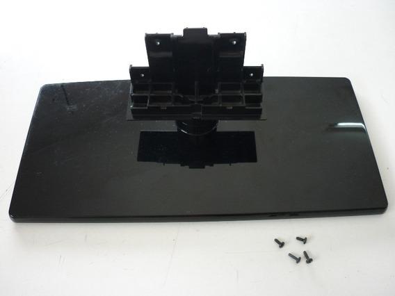 Base Pé Pedestal Tv Samsung Ln32c530 C/ Parafusos