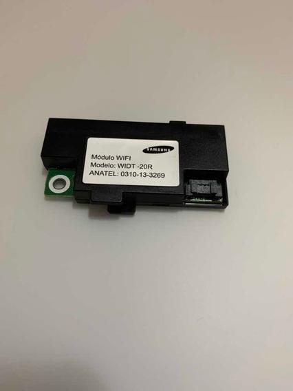 Módulo Wi-fi Wireless Widt-20r Para Tv Samsung Original