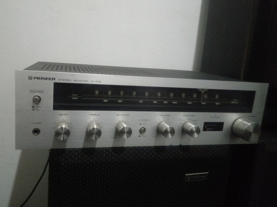 Receiver Pioneer Sx 408 ( Made In Japan )