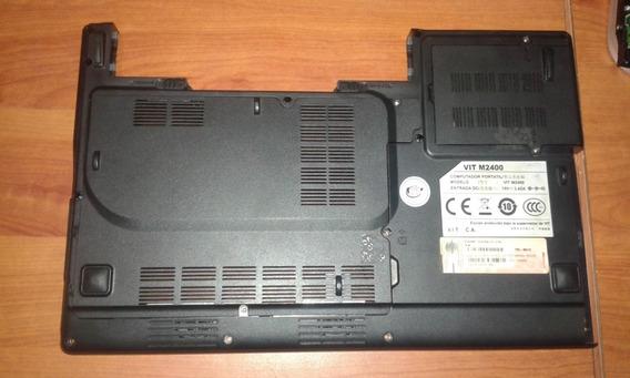 Vendo Carcasa Superior E Inferior De Lapto Compatible M2401