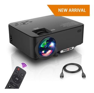 Proyector Actualizado Tenker Projector Now 65 Brighter Mini