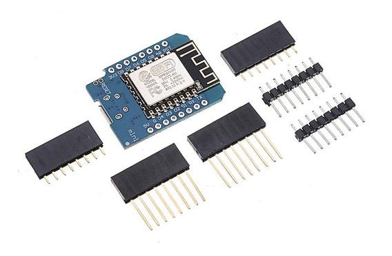 Módulo Wemos D1 Mini + Wifi Esp8266 Esp-12