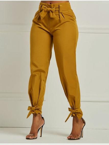 Pantalones De Lazo Para Dama Mayor Y Detal