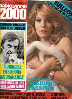 Radiolandia 2000 / Nº 2603 / 1978 / Graciela Borges A37