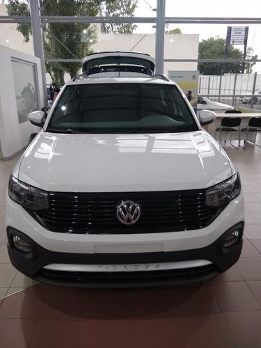 Volkswagen T-cross 2021 Min Anticipo O Tu Usado + Cuotas N