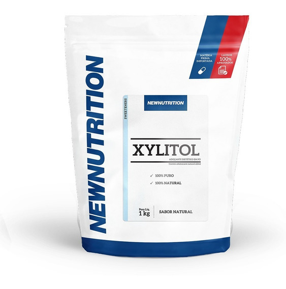 Xylitol 1kg Newnutrition