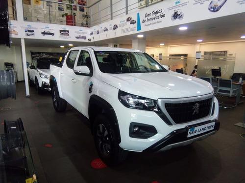 Peugeot Landtrek 2021 2.4l Cabina Doble 4x2