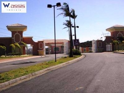 Terreno Residencial Em Louveira - Sp, Reserva Santa Isabel Ii - 1608