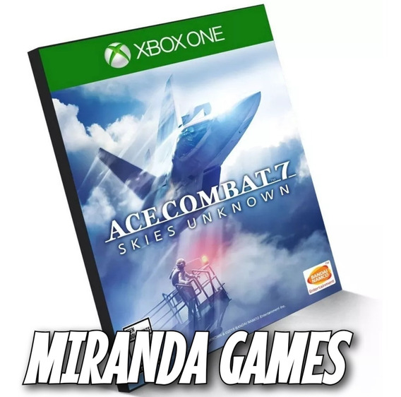 Ace Combat 7 Xbox One Midia Digital