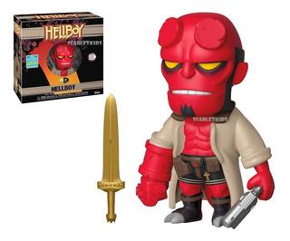 Funko Hellboy 5 Star Original Edicion Limitada Scarlet Kids