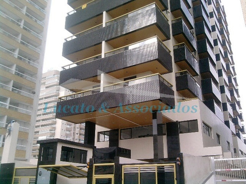 Apartamento Para Venda Vila Caicara, Praia Grande, Sp 2 Dormitórios Sendo 2 Suítes, 1 Sala, 3 Banheiros, 1 Vaga 89,47 Útil - Ap00669 - 2983828