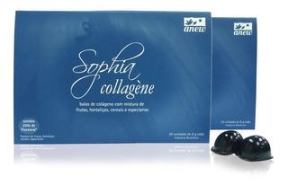 Sophia Collagene - Anew - Gratis 15 Saches Floanew + Brinde