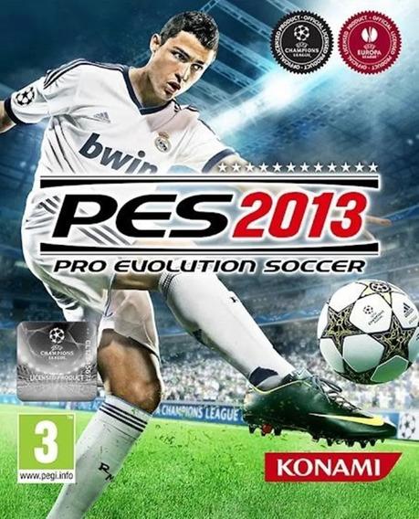 Pro Evolution Soccer 2013 Pc Fraco - Pes 2013 Envio Digital