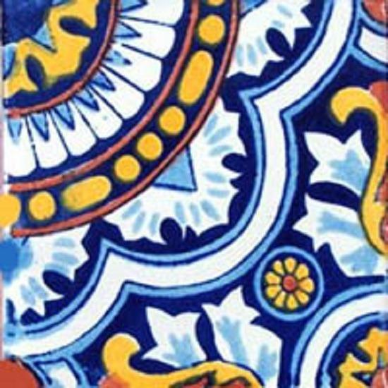 90 Azulejos De Talavera 10x10 - Michoacan