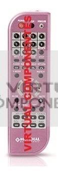 Controle Remoto Mondial Dvd D-06 / D-09 / D-11 Original