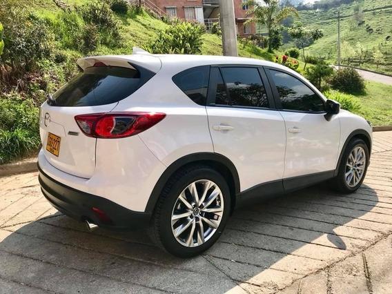 Mazda Cx5 2016 Blanco Perlado