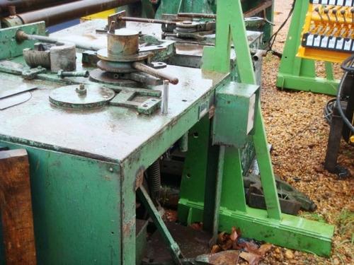 Maquina De Virar Tubos 41 A 47,60 Mm Ou 1.1/2 - 1066