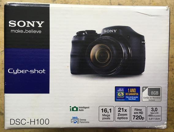 Camera Digital Sony Cyber-shot Dsc-h100