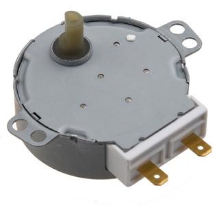 Motor Gira Platos Microondas 220v 5 A 6 Rpm Largo Eje 12mm