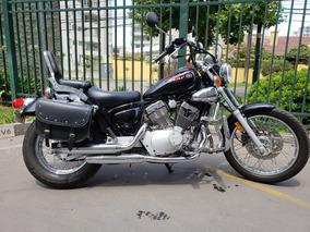 Yamaha Xv-250s Negra
