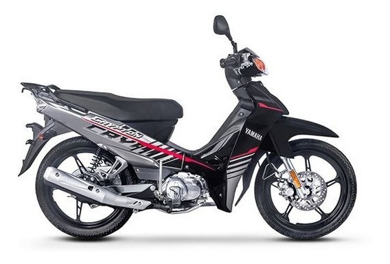 Motocicleta Yamaha T110 Crypton 2020