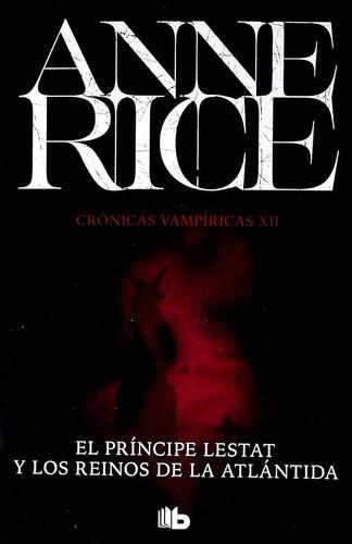 Reinos De La Atlántida / Anne Rice (envíos)