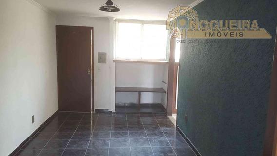 Apartamento Condomínio Rio De Janeiro Pq. Cecap - 4056