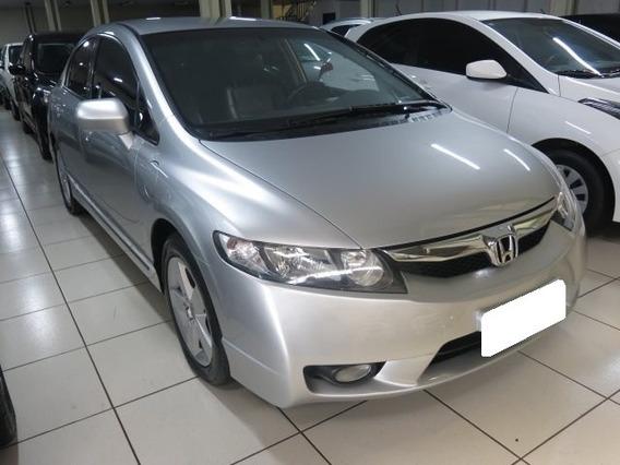 Honda Civic 1.8 Lxs 16v Flex 4p Aut. 2010