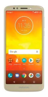Celular Motorola E5 Oro 16 Gb 2 Gb Ram 13 Mp
