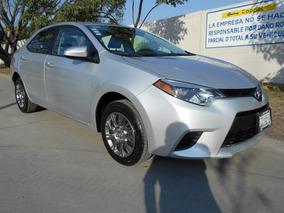 Toyota Corolla 2014 Linea Nueva Fac.original Standar Plata