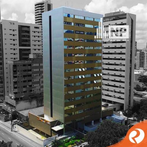 Sala Comercial À Venda Em Recife/pe - R03