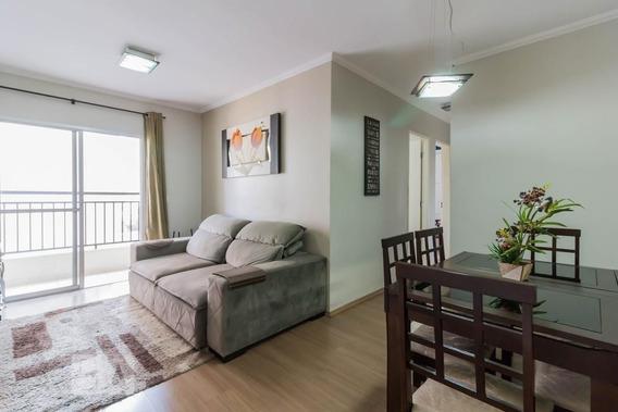 Apartamento No 6º Andar Com 3 Dormitórios E 2 Garagens - Id: 892967119 - 267119