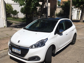 Peugeot 208 Allure 1.2 Turbo Año 2016 Impecable Estado