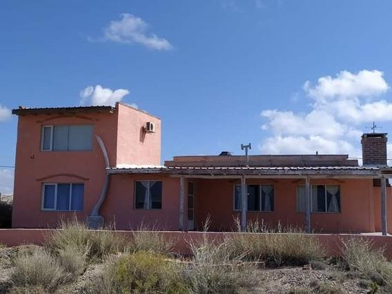 Vendo Casa En Saco Viejo, Las Conchillas, Vista Al Mar.