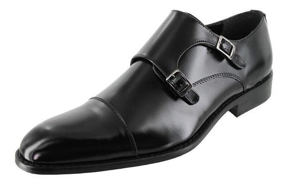 Evolución- Zapato Vestir Fashion-62830 Negro
