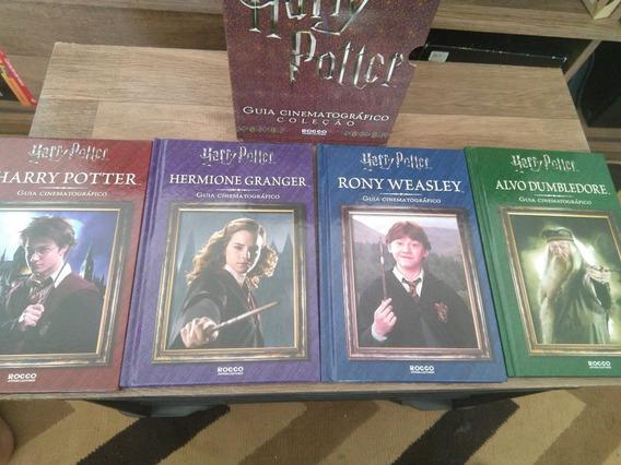 Box Coleção Harry Potter - Guia Cinematográfico (novos)