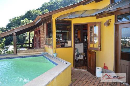 Imagem 1 de 25 de Casa No Ubá Itacotiara - Ca0302
