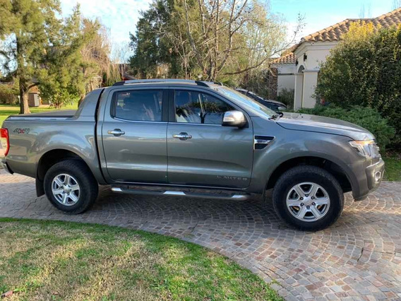 Ford Ranger 3.2 Cd 4x4 Limited Tdci 200cv At 2015