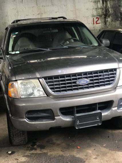 Ford Explorer 2002 En Excelentes Condicion Precio Negociable