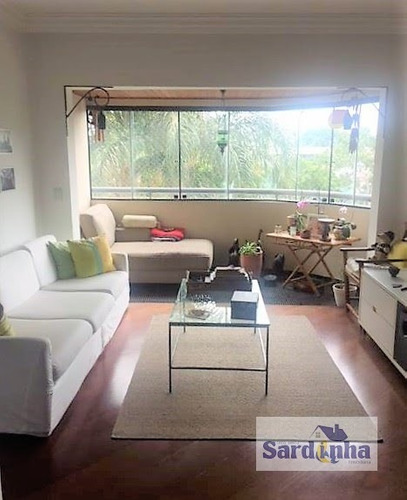 Imagem 1 de 13 de Apartamento Em Fazenda Morumbi  -  São Paulo - 2696